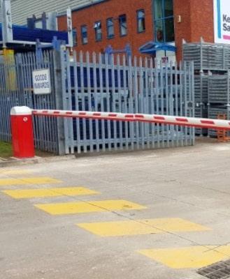 Barrier Installation Birmingham