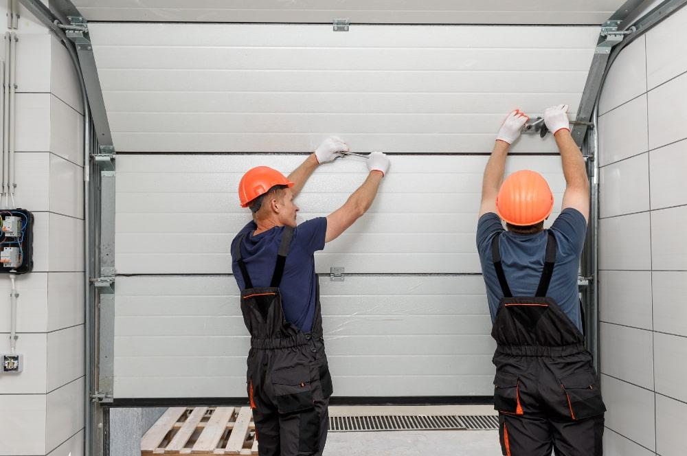 Roller Shutter Door Installation